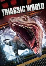 Triassic World movie cover