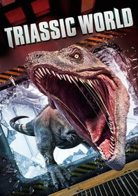Triassic World main cover