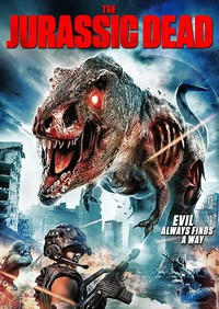 The Jurassic Dead main cover