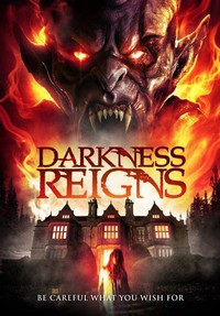 Darkness Reigns main cover