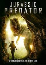 Jurassic Predator movie cover