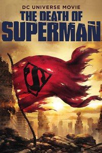 The Death of Superman main cover