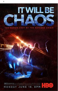 It Will be Chaos main cover
