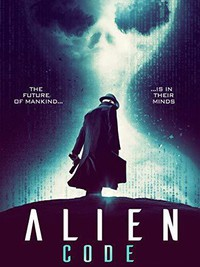Alien Code (The Men) main cover