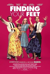 Finding Your Feet main cover