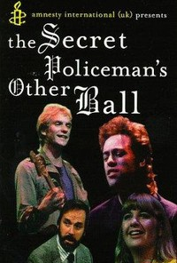The Secret Policeman's Other Ball main cover