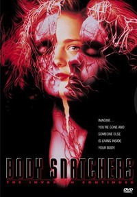 Body Snatchers main cover