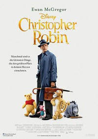 Christopher Robin main cover