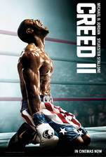 Creed II movie cover