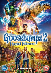 Goosebumps 2: Haunted Halloween main cover