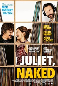 Juliet, Naked main cover