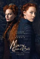 Mary Queen of Scots movie cover