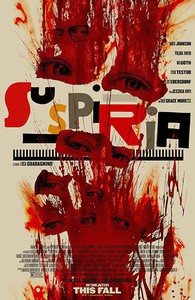 Suspiria main cover