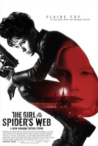 The Girl in the Spider's Web main cover