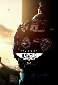 Top Gun: Maverick main cover