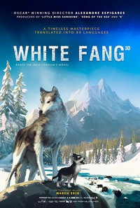 White Fang main cover