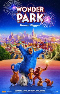 Wonder Park main cover