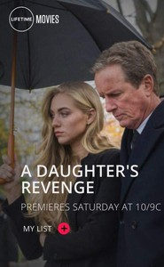 A Daughter's Revenge main cover