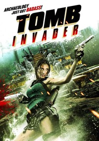 Tomb Invader main cover