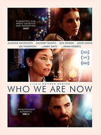 Who We Are Now main cover