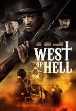 West of Hell movie cover
