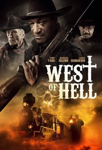 West of Hell main cover