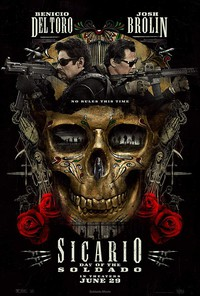 Sicario: Day of the Soldado main cover