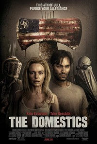 The Domestics main cover