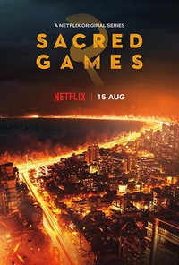 Sacred Games movie cover