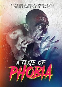 A Taste of Phobia main cover