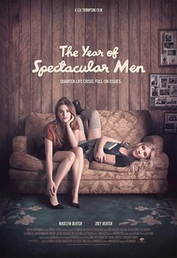 The Year of Spectacular Men main cover