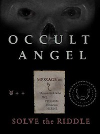 Occult Angel main cover