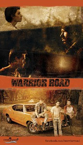 Warrior Road main cover