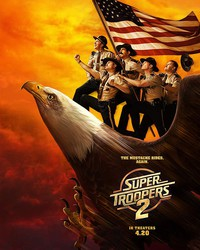 Super Troopers 2 main cover