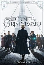 Fantastic Beasts: The Crimes of Grindelwald movie cover