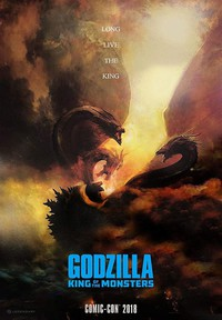 Godzilla: King of the Monsters main cover