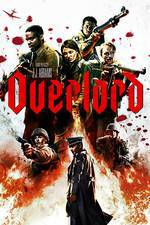 Overlord movie cover