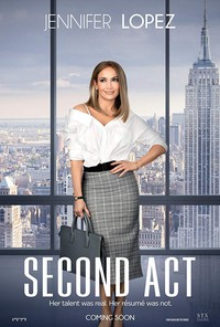 Second Act main cover