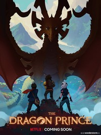The Dragon Prince main cover