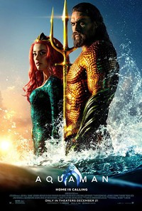 Aquaman main cover