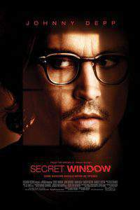 Secret Window main cover