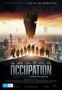 Occupation main cover