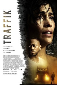 Traffik main cover