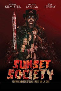Sunset Society main cover