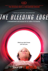 The Bleeding Edge main cover