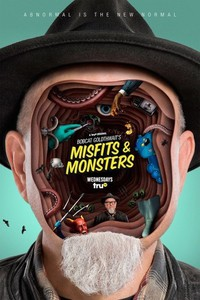 Bobcat Goldthwait's Misfits & Monsters movie cover