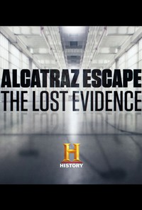 Alcatraz Escape: The Lost Evidence main cover