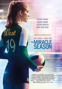 The Miracle Season main cover