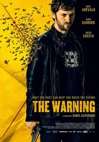 The Warning main cover