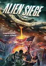 Alien Siege movie cover